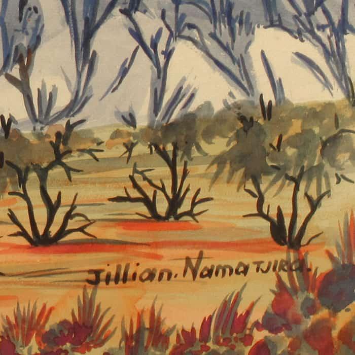 Jillian Namatjira