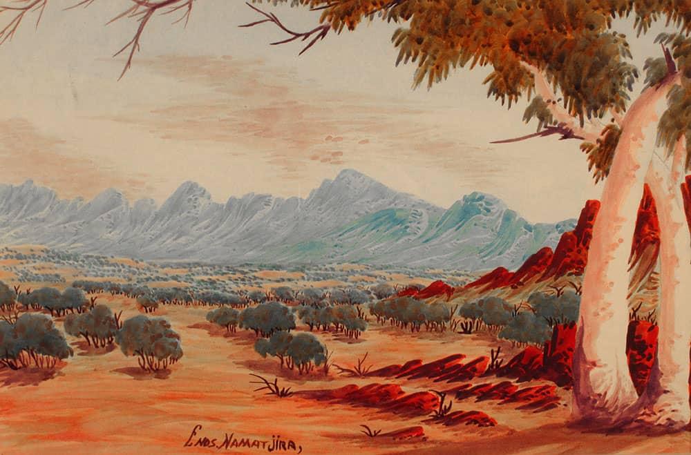 Enos Namatjira