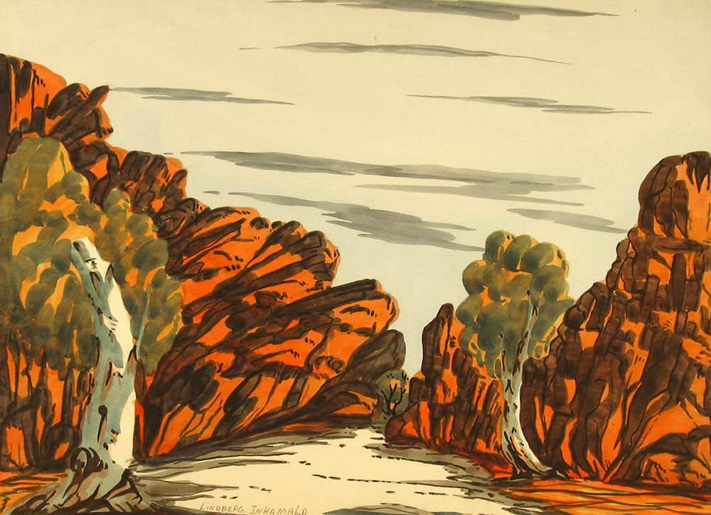 Lindberg Inkamala