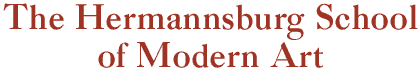 The Hermannsburg School of Modern Art Logo